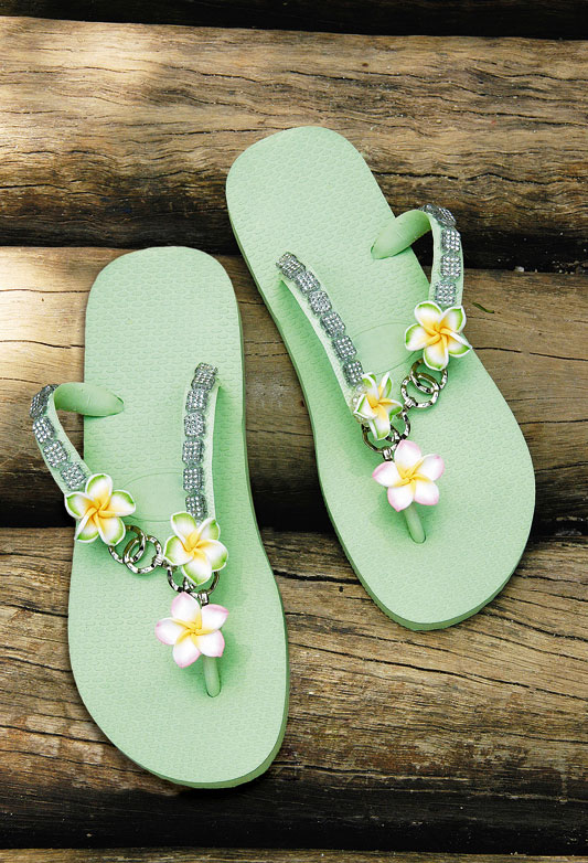 15 DIY flip flop ideas - How to decorate your summer ...